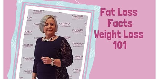 Fat loss facts with Mel Hitchcock