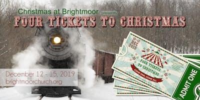 Christmas at Brightmoor - Sunday 7 PM, 12/15