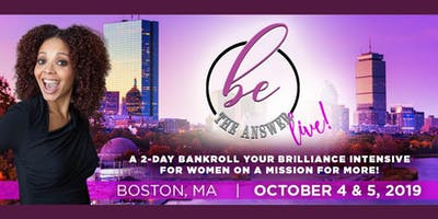 Be The Answer 2-Day Business Intensive
