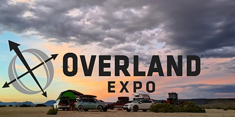 OVERLAND EXPO 2020 WEST — GENERAL ADMISSION — *Rescheduled* tickets