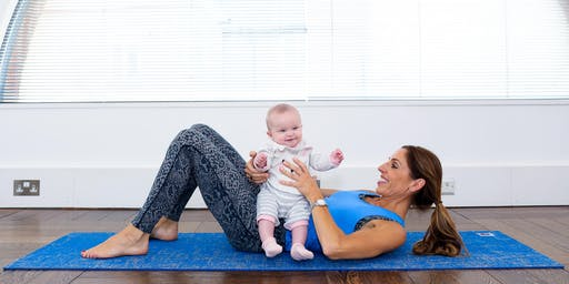 Pelvic floor, Post natal fitness and Prosecco!