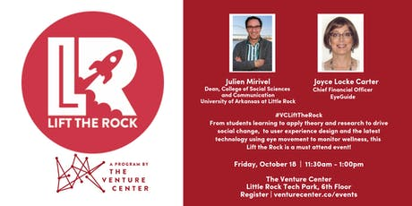 #VCLiftTheRock Presents: Julien Mirivel and Joyce Locke Carter tickets