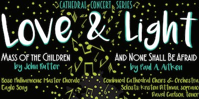 Cathedral Concert Series; Love & Light