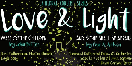 Cathedral Concert Series; Love & Light tickets