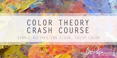 Color Theory Crash Course
