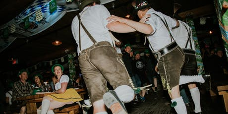 OKTOBERFEST OPENING PARTY AT WURST tickets