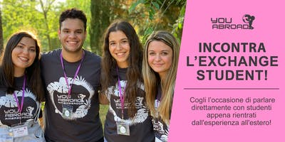 Incontra l'Exchange Student - Torino 16/10/2019