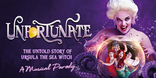 Unfortunate: The Untold Story of Ursula The Sea Witch