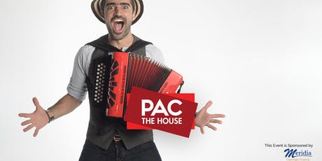 Gregorio Uribe - PAC the House Series tickets