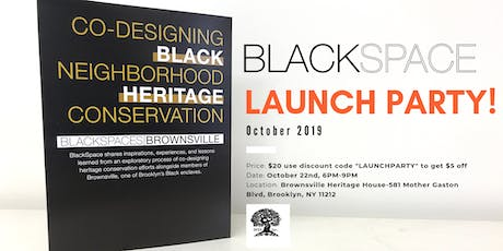 BlackSpace Happy Hour/Launch Party - October 2019 tickets