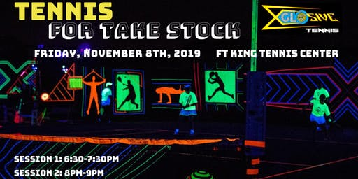 Xglosive Tennis for Take Stock in Children 2019