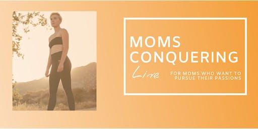 Moms Conquering Live