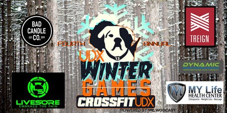 CrossFit UDX Winter Games 2019 tickets