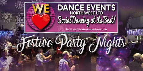 Christmas Eve Dance at the Poplar Club, Accrington tickets