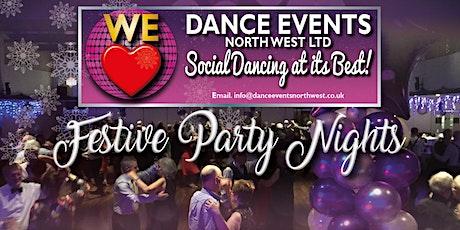 Christmas Eve Dance at the Poplar Club, Accrington tickets