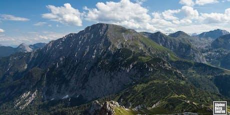 Wanderwochenende im Salzburger Hagengebirge  Tickets