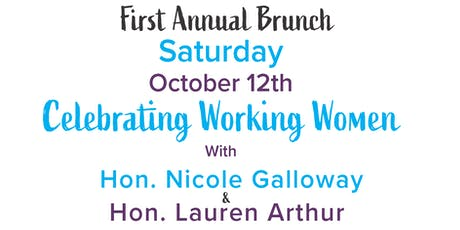 Working Women Brunch  tickets