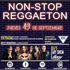Non Stop Reggaeton entradas