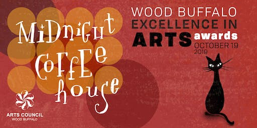 2019 Wood Buffalo Excellence in Arts Awards: Midnight Coffeehouse