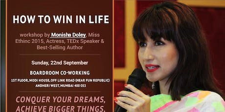 How to win in Life! Learn the secrets to success! tickets