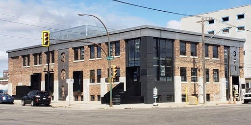 Hard Hat Tour: Old Egadz Building (Saskatoon)