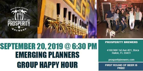 APA Emerging Planners Group Happy Hour tickets