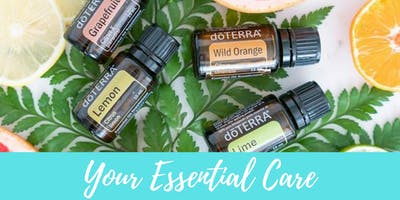 Introduction to Essential Oils and Make & Take - Headingley