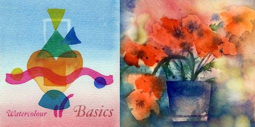 Watercolour Basics