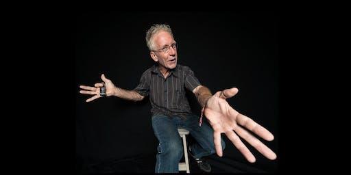 Soirée de contes avec André Lemelin / Story night with André Lemelin