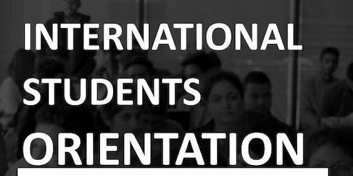 International Punjabi Student Orientation 2019