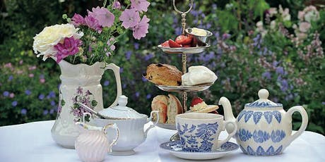 Afternoon Tea with a Twist tickets