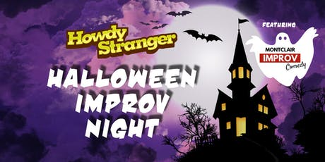 Halloween Improv Night tickets