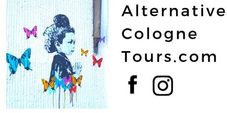 Street Art Tour Ehrenfeld [in English] by AlternativeCologneTours.com tickets
