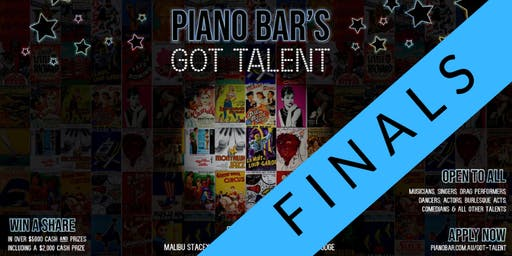 Piano Bar's Got Talent FINALS