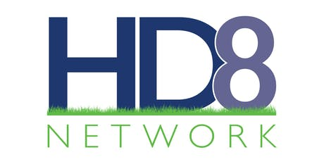 HD8 Network Christmas Meetup Networking Event tickets