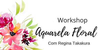 Workshop de Aquarela Floral - Maceió