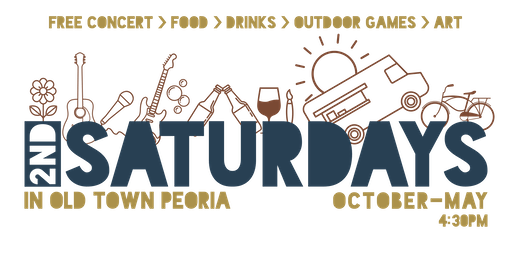 Peoria's 2nd Saturdays - Two Chefs & a Pot by Chef Nigel Salandy
