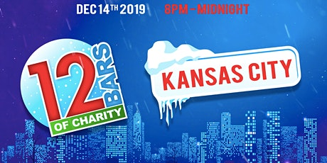 12 Bars of Charity - Kansas City 2019 tickets