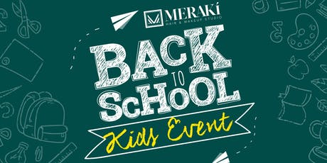 Back to School Kids Event! tickets