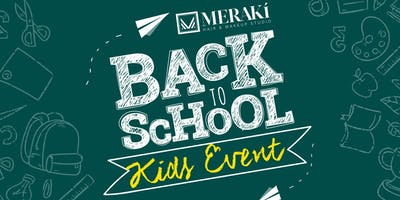Back to School Kids Event!