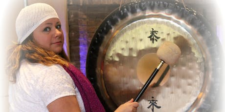 Vibrate the Cosmos: Gong Soundbath - KITCHENER tickets
