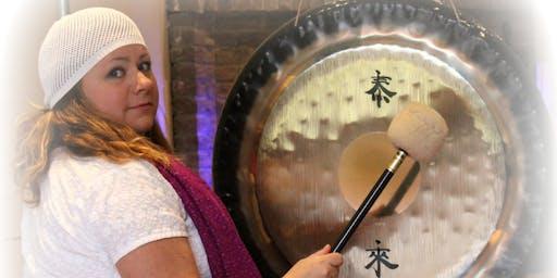Vibrate the Cosmos: Gong Soundbath - KITCHENER