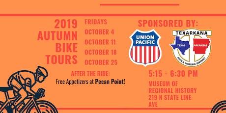 2019 Autumn Bike Tours tickets