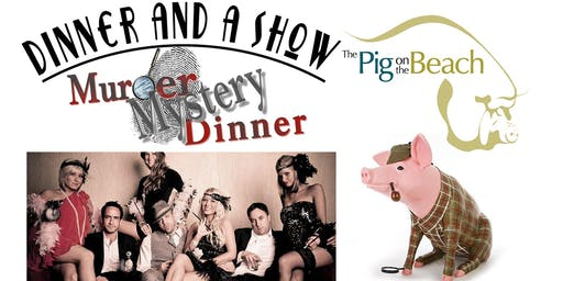 Christmas Murder Mystery!! Dinner & a show.. its going to be a killer!