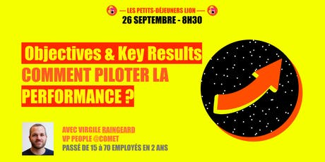 Objectives Key Results : Comment piloter la performance ?  billets