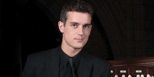 David Baskeyfield, organ