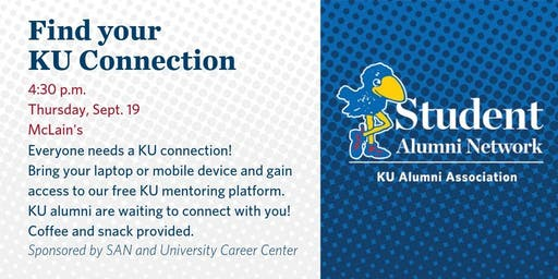 Find your KU Connection