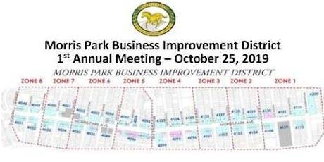 Morris Park BID 1st Annual Meeting tickets