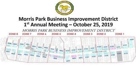 Morris Park BID 1st Annual Meeting