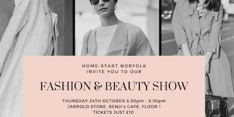 Home-Start Norfolk Fashion Show tickets